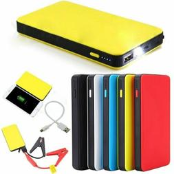 Portable 20000mAh Car Jump Starter Engine Battery Charger Bo