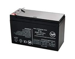 PowerSonic PS-1270 12V 7Ah Sealed Lead Acid Battery - This i