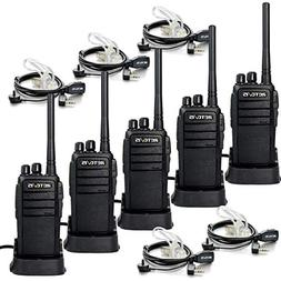 Retevis RT27 Walkie Talkies Rechargeable Security 2 Way Radi