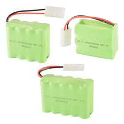 RC 7.2V/9.6V/12V 2600mAh Ni-MH Battery Square Battery Pack f