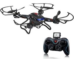 Holy Stone F181 RC Quadcopter Drone with HD Camera RTF 4 Cha