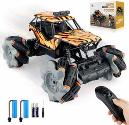 Remote Control Car 2.4 GHz RC Truck Racing Monster Vehicle W
