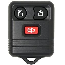 Keyless2Go Keyless Entry Car Key Fob Replacement for Vehicle