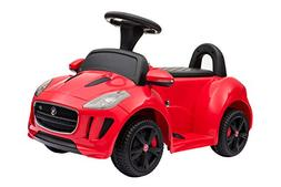 Enjoi Kids Ride On Car Licensed Jaguar Push Ride-On Toy Elec