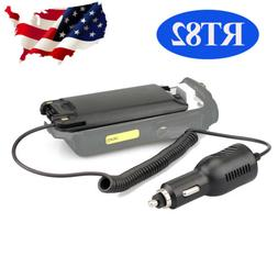 Retevis RT82 Car Charger Battery Eliminator for RT82 TYT MD-
