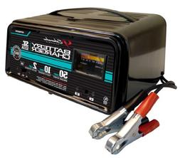 Schumacher SE-5212A 2/10/50 Amp Automatic Handheld Battery C