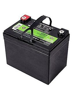 Sealed Lead Acid AGM Deep Cycle Battery - DCM0035 replacemen