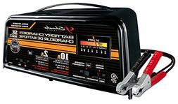 Schumacher SF-50MA-2 2/10A 12V Handheld Battery Charger