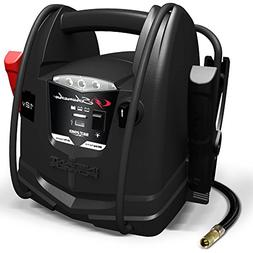 Schumacher SJ1290 1000A 12V Jump Starter with Air Compressor
