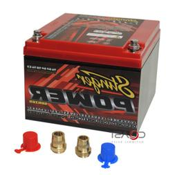 Stinger SPP950 Car Audio 950 Amp 1900 Watts 12V SPP Series D