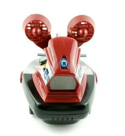 Toy RC Bumper Car Red Color Fan On The Back 3A Battery No Re