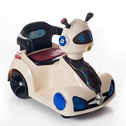 Ride on Toy, Remote Control Space Car for Kids by Lil' Rider
