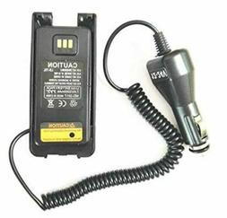 TYT Battery Eliminator Car Charger MD-2017 Dual Band DMR HT