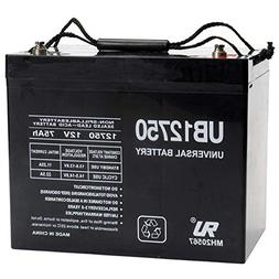 Universal Power Group UB12750 Group 24 - AGM Battery For Sco