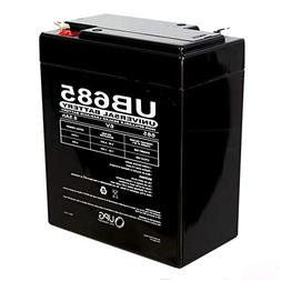 Universal Power Group UB685 6V 8.5Ah PS-682 BP8-6 DG6-8F ES9