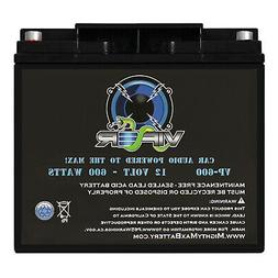 Mighty Max Battery Viper VP-600 600 Watt Car Audio Battery f