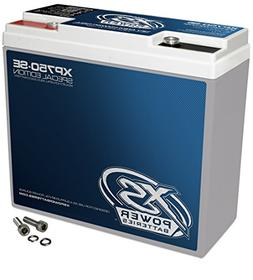 XS Power XP750 Special Edition 600W Battery 12-Volt Deep Cyc